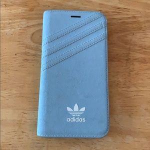 Adidas 3 Stripes iPhone X case.